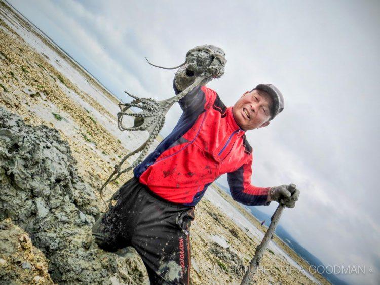 The Nakji Terminator - an octopus farmer on Aphae Island, South Korea
