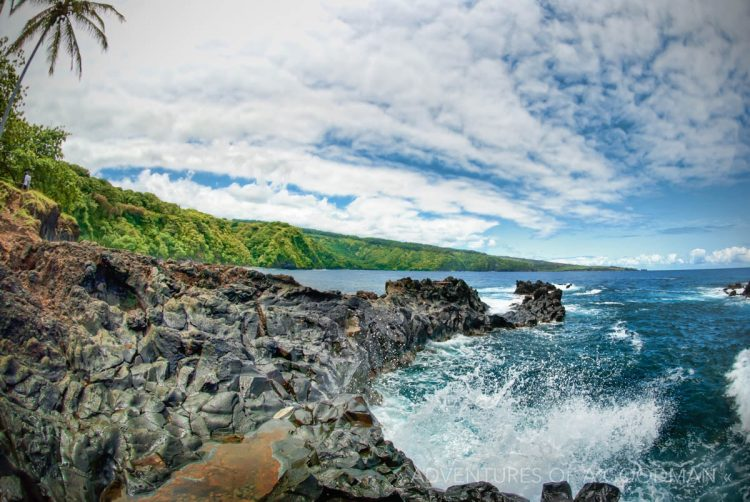 Maui Hawaii Wave Nature