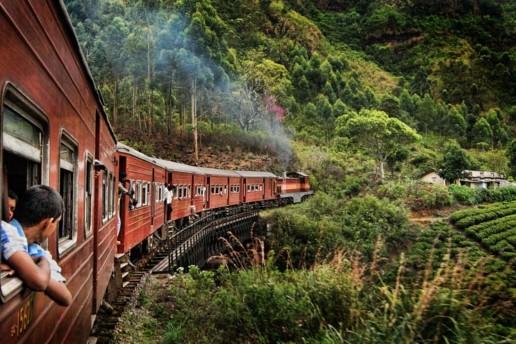 Sri Lanka Train Ride - Ella