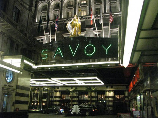 Savoy Hotel by Phoenix Wolf-Ray