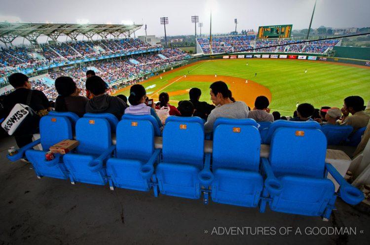 These seats make no sense!