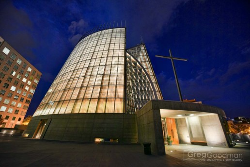 The Cathedral of Christ of the Light - Oakland, California